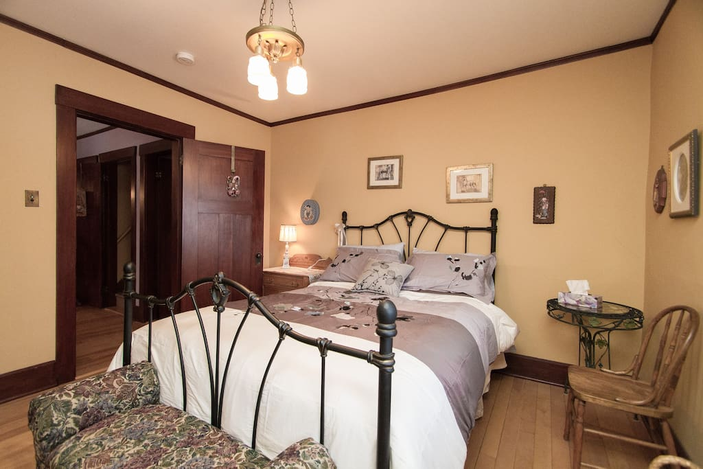 """""""Therese welcomed us, and showed us our charming room. She answered questions cheerfully and thoroughly."""" - Cynthia"""