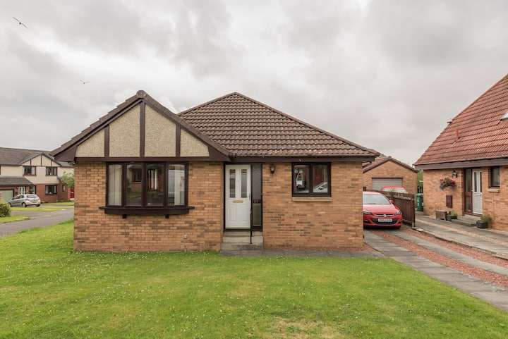 EXCELLENT BUNGALOW  IN  DUNFERMLINE, FIFE, KY127LY