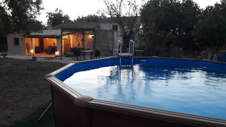 Villa In LLubí
