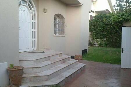 Villa Monica Plage avec vue sur Mer - Mohemadia