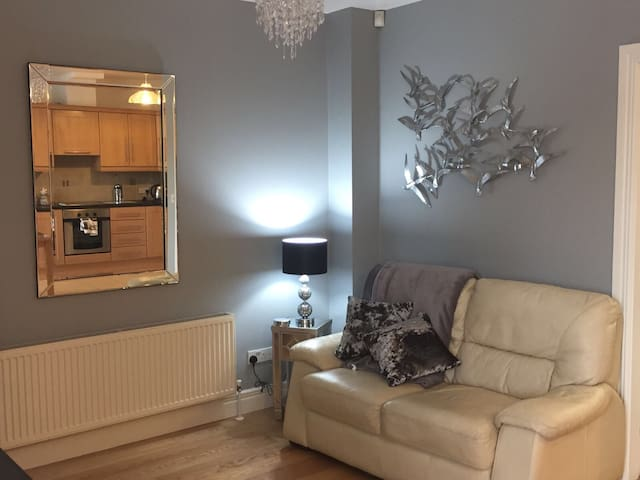 NEW Modern  Elegant Spacious Calm Apartment - Galway - Lägenhet