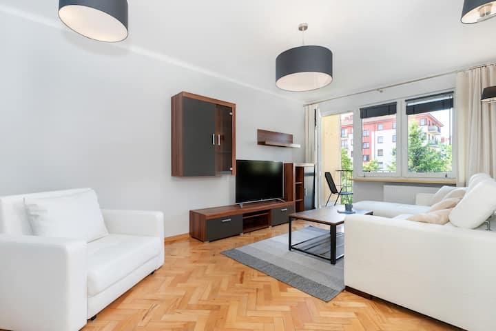 Comfortable Apartment near the City Park