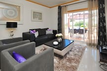 Modern 2BR Villa w/Pool Sea View Albufeira|AC|WIFI