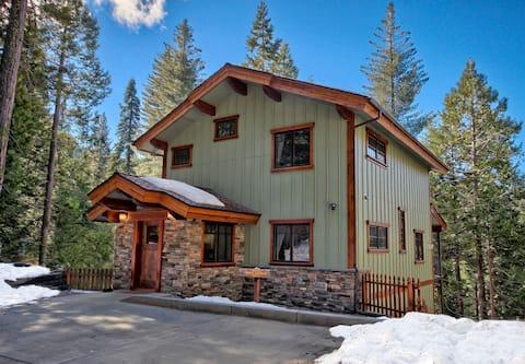 2 King Bedrooms, INSIDE Yosemite Gate