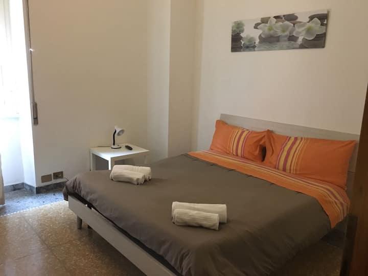 Cozy room near VATICANO Roma