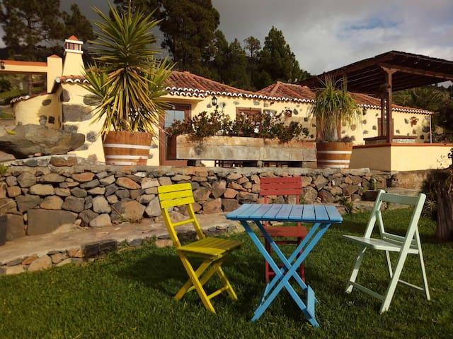 Maravillosa Casa Rural en Tijarafe - Tijarafe