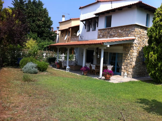 Cozy Maisonette at amazing location - Chalkidiki - Rumah
