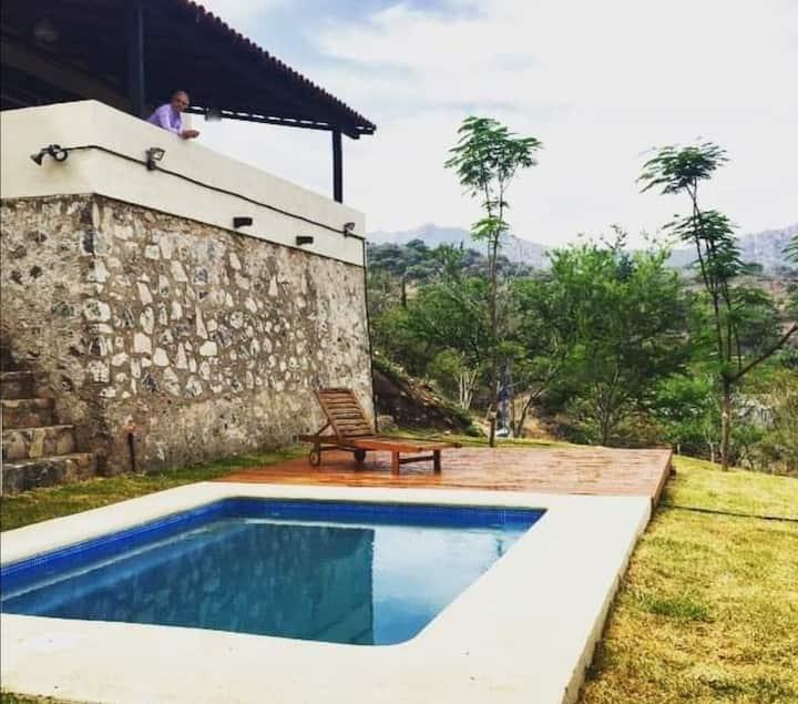 """""""El Mismo Cielo"""" Country side Villa"""