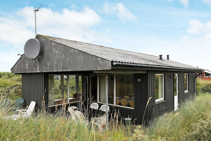 Serene Holiday Home in Hjørring with Terrace
