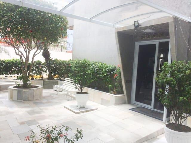 Apartamento Guarujá/SP - Praia de Pitangueiras