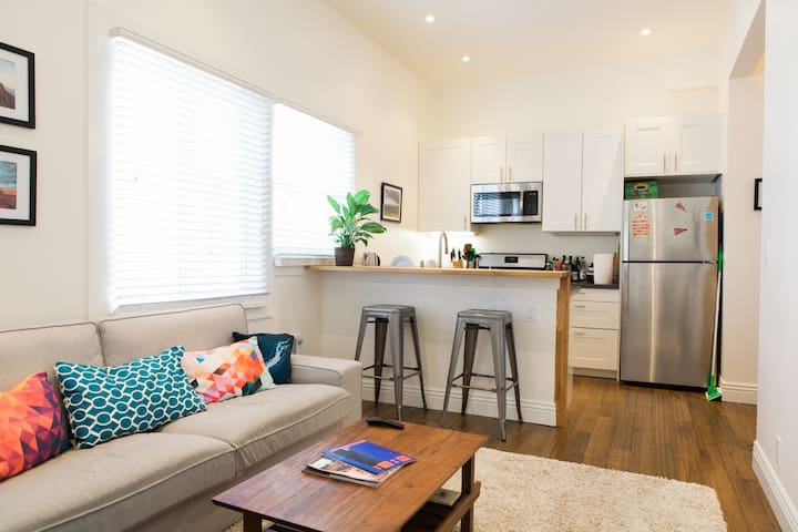 Perfect for solo traveler - 4min to BART! - San Francisco - Apartemen