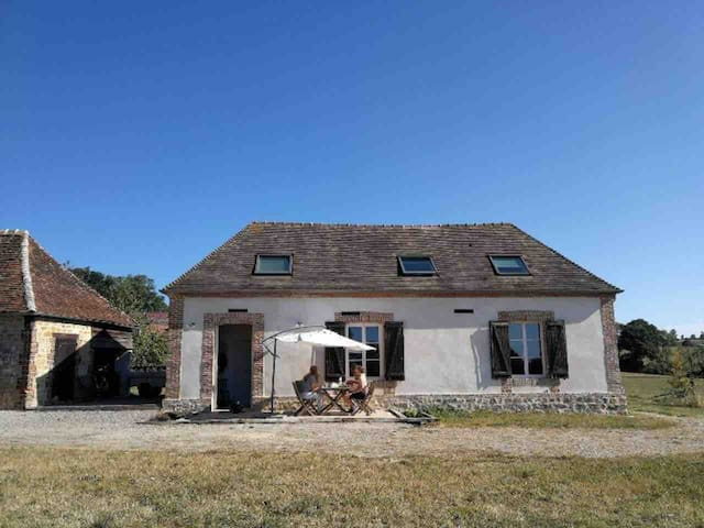 The Artist's House near Le Haras National du Pin