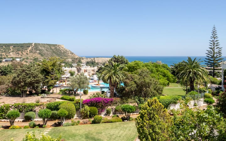 3BR apartment✫Pool included✫5min from center/beach