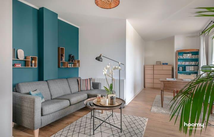 MAGELLAN : Appartement chic et moderne sur les bords de Loire