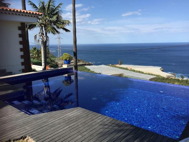Villa with swimming pool and tennis - Puerto de la Cruz - Villa