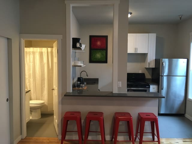 Spacious and clean in International District #510