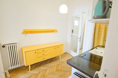 Vintage Apartment in City Center - Bucarest