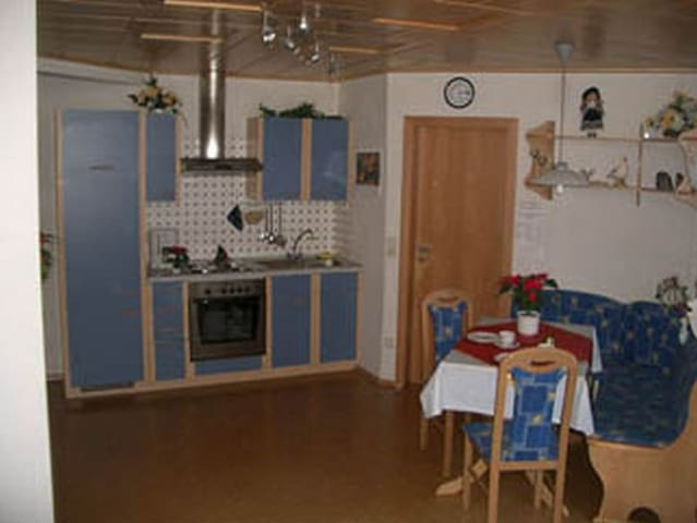 Haus Wilde Rench (Bad Peterstal-Griesbach), Kapellenblick