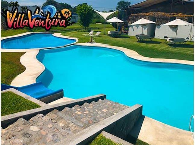 Casa de descanso en Villavenura