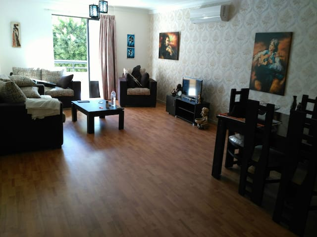 Modern Room in Secure Appartment in New Cairo. - Cairo Governorate - Byt