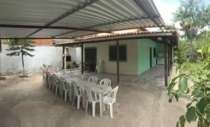 Seja bem-vindo(a) a casa de eventos da Débora!👋👍