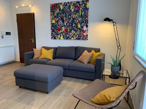Carlo Alberto's Apartment