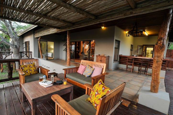 Mkhulu's House