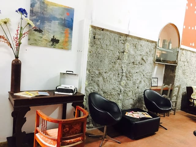 Night at the (old) Museum - Las Palmas - Appartement