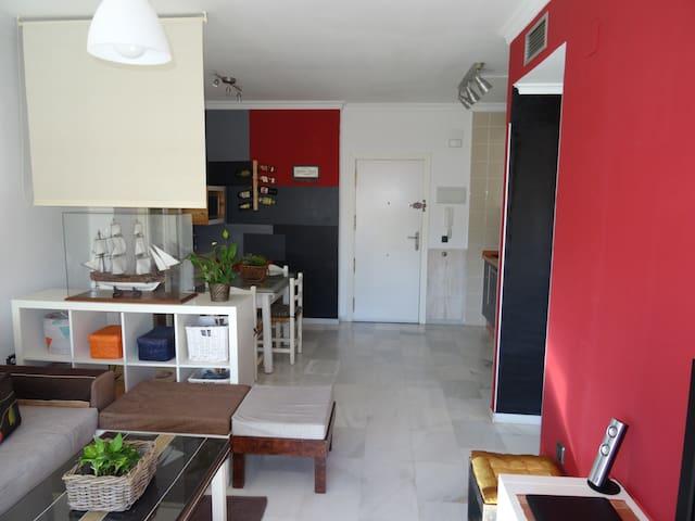 APARTAMENTO VACACIONAL FERIA - Séville - Appartement