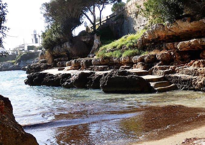 DAVANT DEL MAR. 1ª Línea.Port Antic - Ciutadella de Menorca - Pis