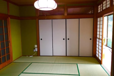 Japanese style house UMAMI No2 - 16-37Kita-ku, Kumamoto-shi - House