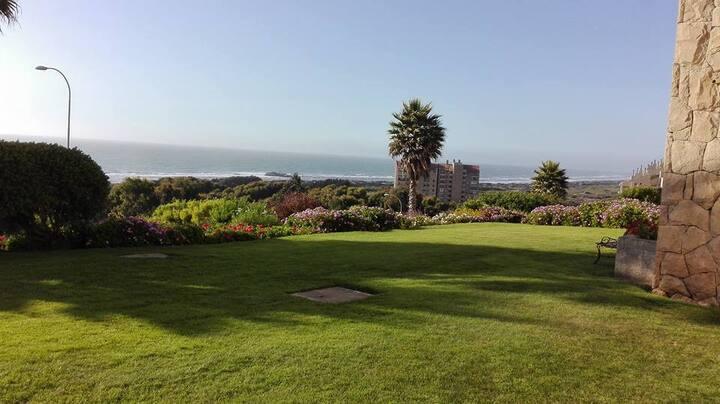 Depto Santa María / Vista al Mar / Jardín Propio