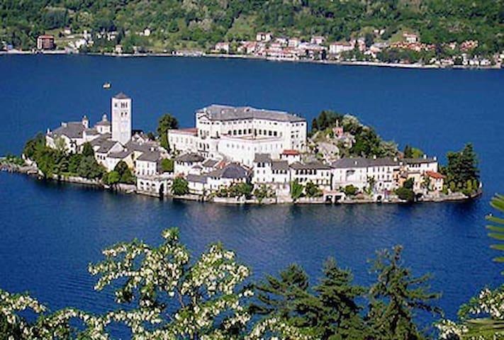 Orta - Isola di San Giulio