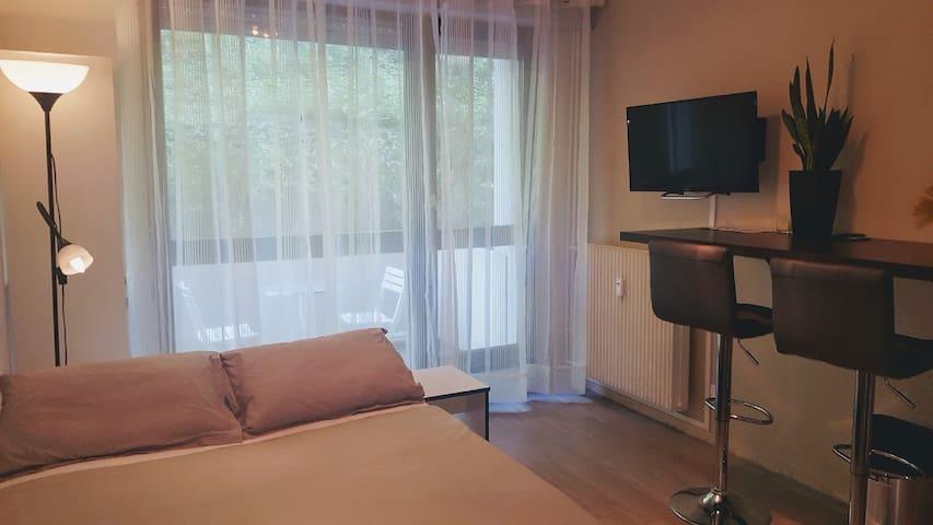 Studio meublé à Chambéry centre, proche de la Gare