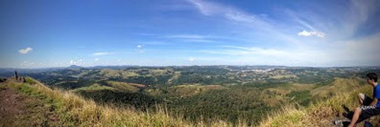 Vista de São Roque (Morro so Saboó).