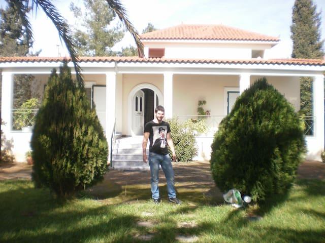 Holiday House, Ilia, Peloponnese
