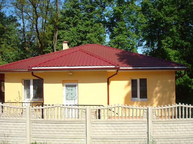 Дом с баней в Бресте - Brest - Rumah