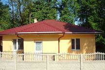 Дом с баней в Бресте