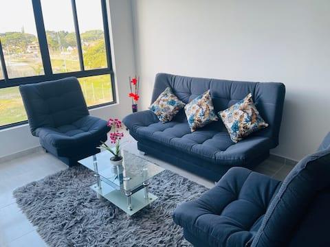 Luxury house Cartago tranquilidad y comodidad