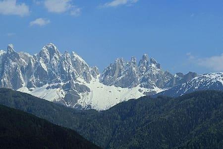Agriturismo tranquillo in montagna - Bressanone