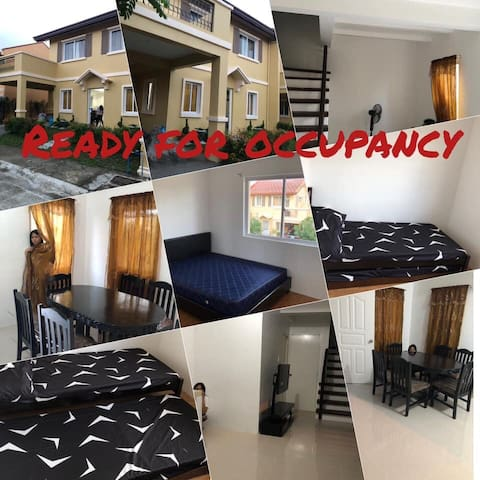 New house for transient @ Orani, Bataan