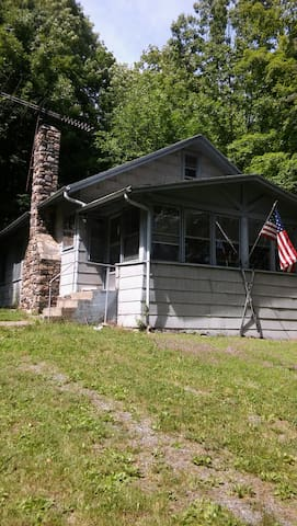 catskill cottage - Jewett - House