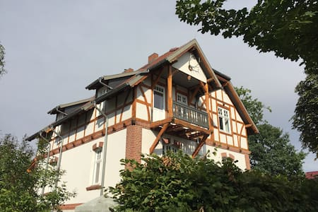 Altes Forsthaus am See - Apartament