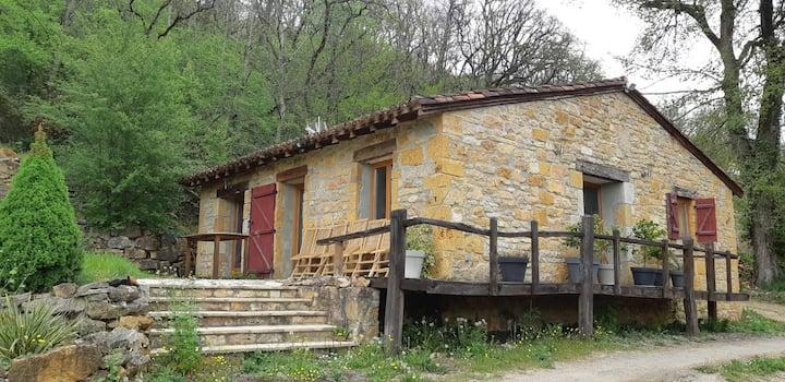 château de Saint Dau cottage Ginkô