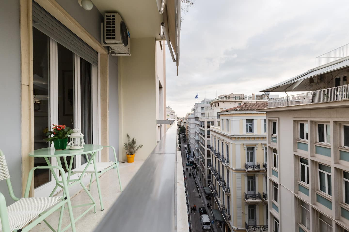Image of Airbnb rental in Athens, Greece