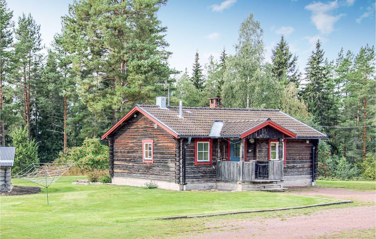 Holiday cottage with 2 bedrooms on 69m² in Älvdalen