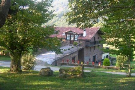 Casa Rural para grupo en Baztan - Erratzu - Dom