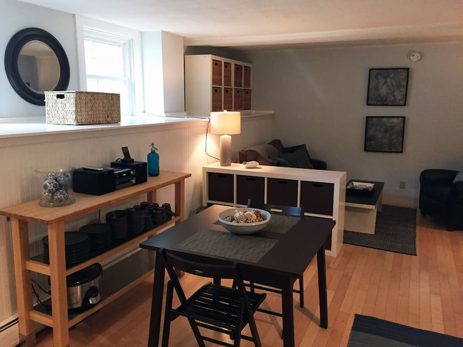 Modern 1br Stowe Condo In The Heart Of The Village