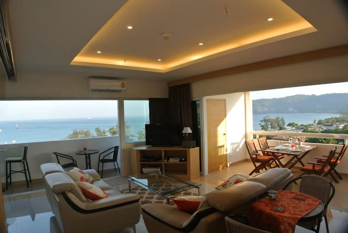 Appartement vue mer Patong 1001S - Patong - Apartment