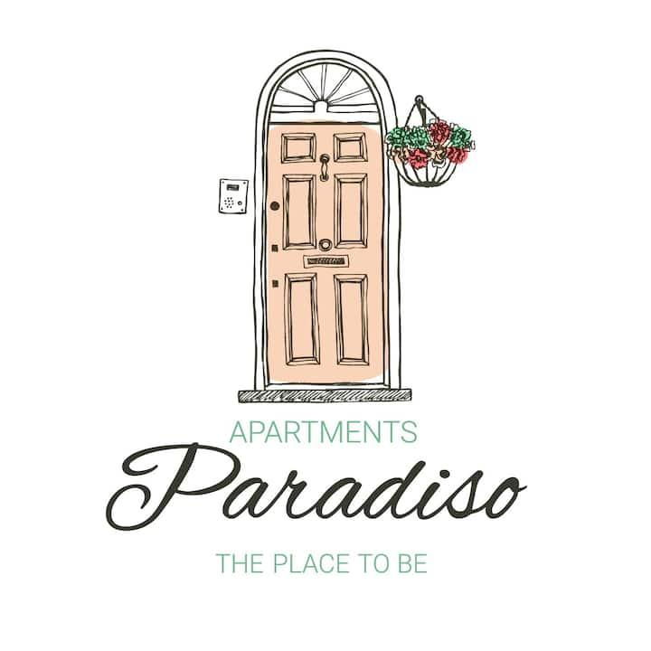 Paradiso apartment No. 1